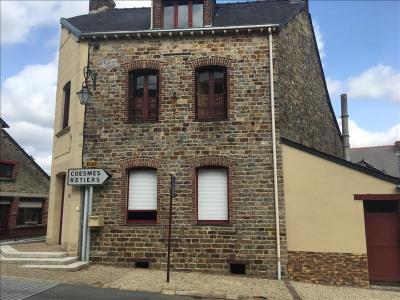 Maison de bourg tresboeuf - 4 pièce (s) - 150 m²