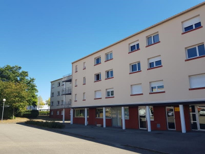 Appartement la roche sur yon - 1 pièce (s) - 19.87 m²