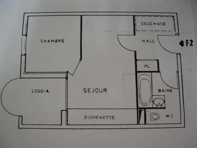 Vente appartement Frejus