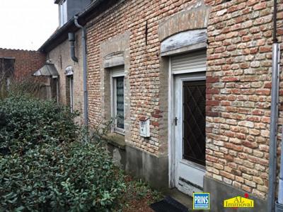 BLENDECQUES Maison à rénover
