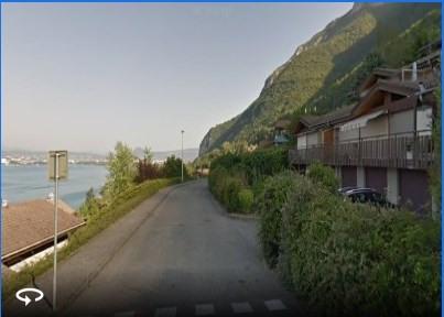 Rental apartment Veyrier du lac 838€ CC - Picture 1