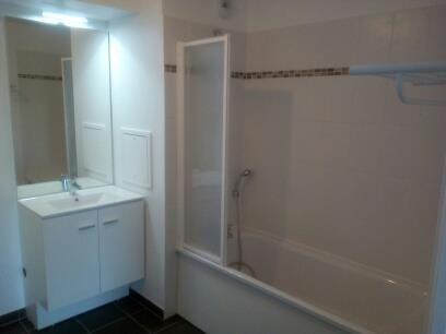Rental apartment Courcouronnes 742€ CC - Picture 1