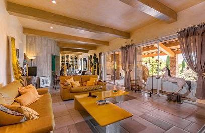 casa Beaumettes 1300000€ - Fotografia 17