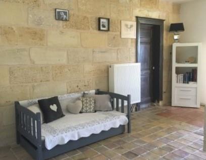 Sale house / villa St medard de guizieres 323000€ - Picture 4