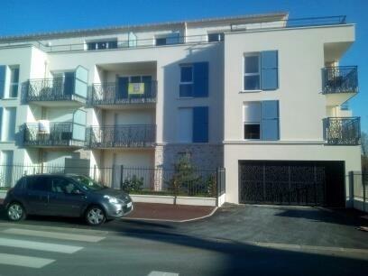 Rental apartment Courcouronnes 742€ CC - Picture 3
