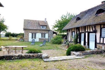 Vendita casa Longnes 370000€ - Fotografia 8