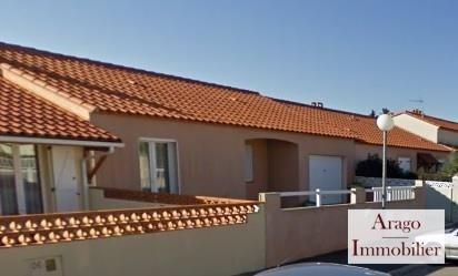 Sale house / villa Pezilla la riviere 148600€ - Picture 1