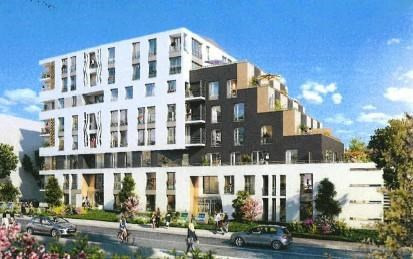 Revenda apartamento Bezons 299000€ - Fotografia 1