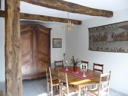 Sale house / villa Heugueville sur sienne 240000€ - Picture 2