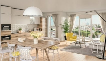 Deluxe sale apartment Vanves 1090000€ - Picture 1
