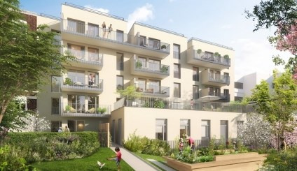 New home sale program Montrouge  - Picture 5