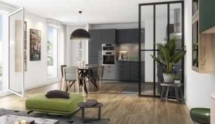 Verkoop  appartement Chaville 438000€ - Foto 5
