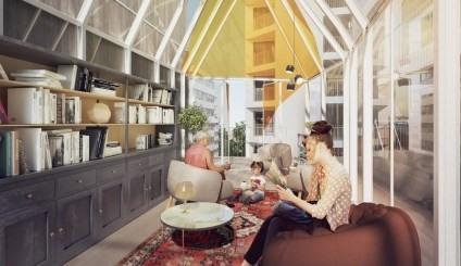 New home sale program Paris 13ème  - Picture 4