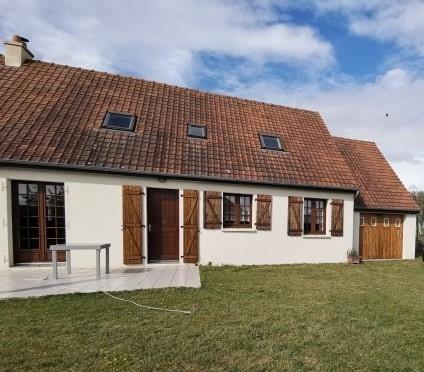 Sale house / villa Creances 163500€ - Picture 1