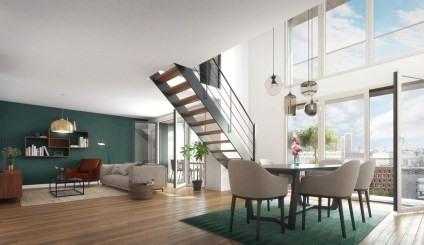 New home sale program Paris 13ème  - Picture 2