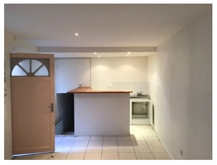 Rental apartment Givors 360€ CC - Picture 1