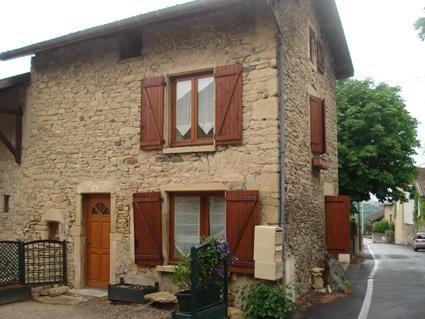 Sale house / villa St alban de roche 159000€ - Picture 1