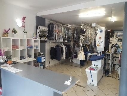 Vente fonds de commerce boutique Vernon 97000€ - Photo 1
