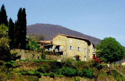 Vente de prestige maison / villa Les vans 552000€ - Photo 1