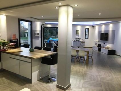 Vente maison / villa Villette d'anthon 494000€ - Photo 3