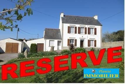 Vente maison / villa Beuzec-cap-sizun 105000€ - Photo 1