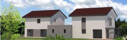Sale house / villa Saint genis pouilly 516460€ - Picture 2