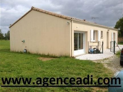 Vente maison / villa Chantecorps 136500€ - Photo 1