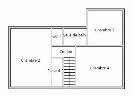 Vente maison / villa Dangu 170000€ - Photo 12