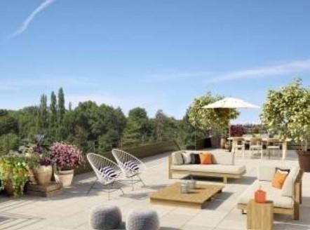 Sale apartment L'étang-la-ville 395000€ - Picture 2