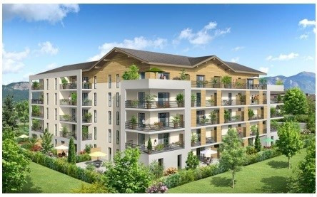 Sale apartment Saint-pierre-en-faucigny 311 414€ - Picture 1
