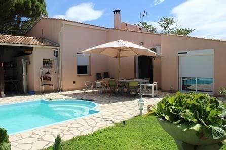Vente maison / villa Lignan sur orb 262000€ - Photo 1