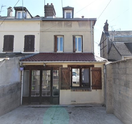 Investment property house / villa Le petit quevilly 87 000€ - Picture 1