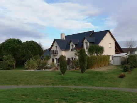 Deluxe sale house / villa Saint andre des eaux 787500€ - Picture 2