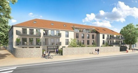 Sale apartment Chalon sur saone 129500€ - Picture 1