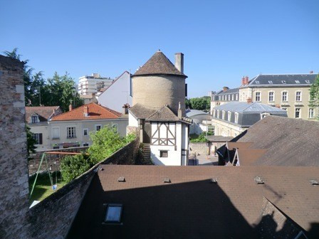 Location appartement Chalon sur saone 395€ CC - Photo 1