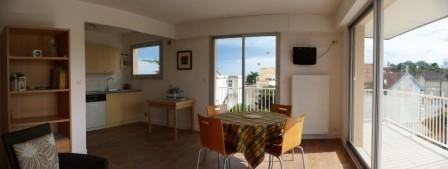 Vacation rental apartment Tharon plage 535€ - Picture 5
