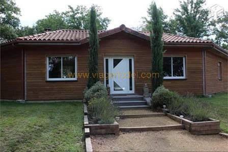 Vitalicio  casa Cazaubon 95000€ - Fotografía 1