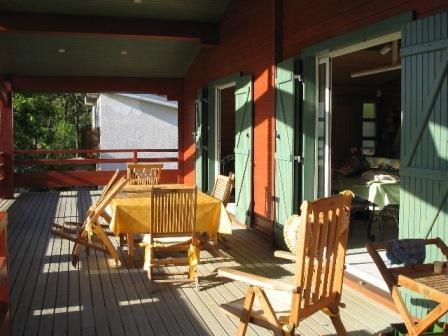 Alquiler vacaciones  casa Lacanau-ocean 1110€ - Fotografía 16