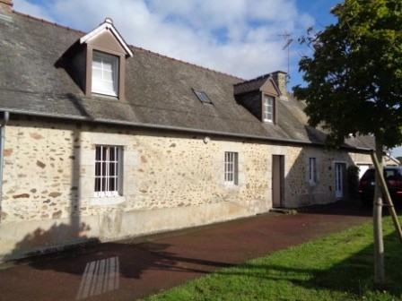 Sale house / villa Gouville sur mer 214000€ - Picture 1