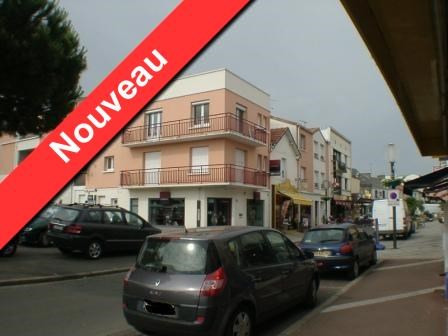 Rental apartment St brevin les pins 608€ CC - Picture 1