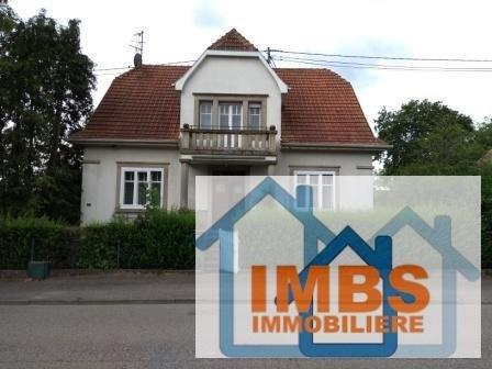 Verkauf haus Bouxwiller 130000€ - Fotografie 1