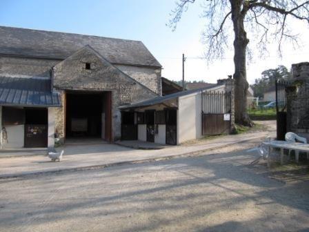Sale house / villa Boissy la riviere 380000€ - Picture 1