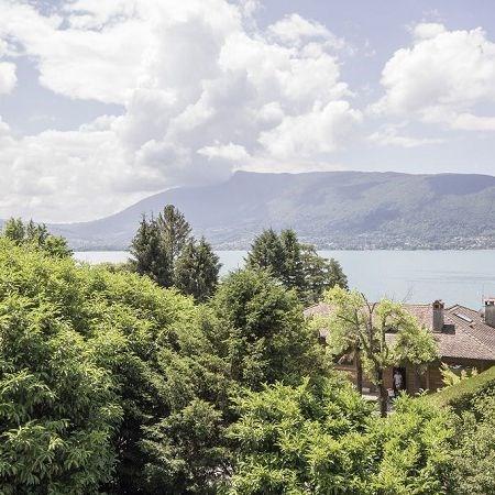 Deluxe sale house / villa Veyrier du lac 1690000€ - Picture 3