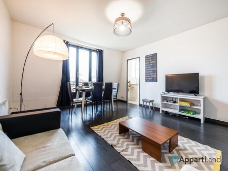 Vente appartement Bailly romainvilliers 198 000€ - Photo 1