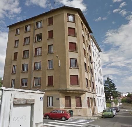 Locação apartamento Lyon 3ème 435€ CC - Fotografia 1