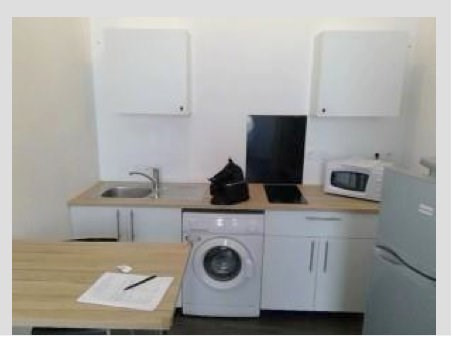 Location appartement Villeurbanne 705€ CC - Photo 1