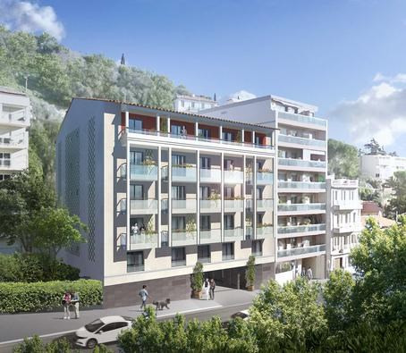 Produit d'investissement appartement Nice 130 000€ - Photo 1