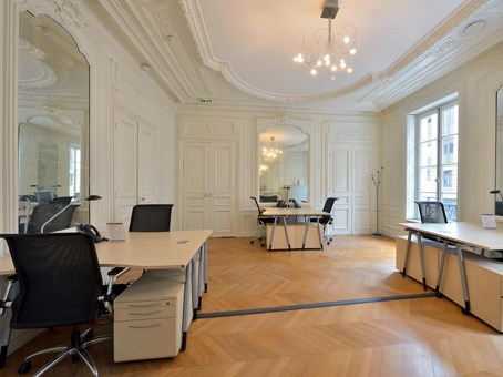 Sale office Paris 2ème 3 550 000€ - Picture 2