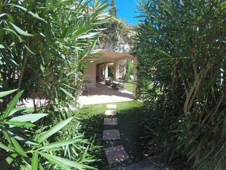 Vacation rental house / villa Cavalaire sur mer 1 100€ - Picture 20
