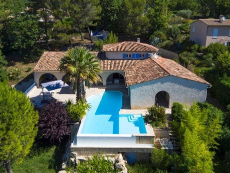Deluxe sale house / villa Tourrettes 925 000€ - Picture 2